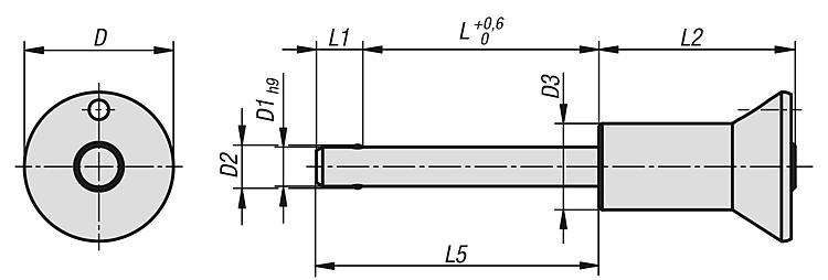 19 CL/É en Croix pour D/ÉROULER Les BOULONS 17 pour Mini KIT durgence AUTOMOBILISTES CRIC Un PANTOGRAPHE avec Une Base en Acier 21 UND 23 MM
